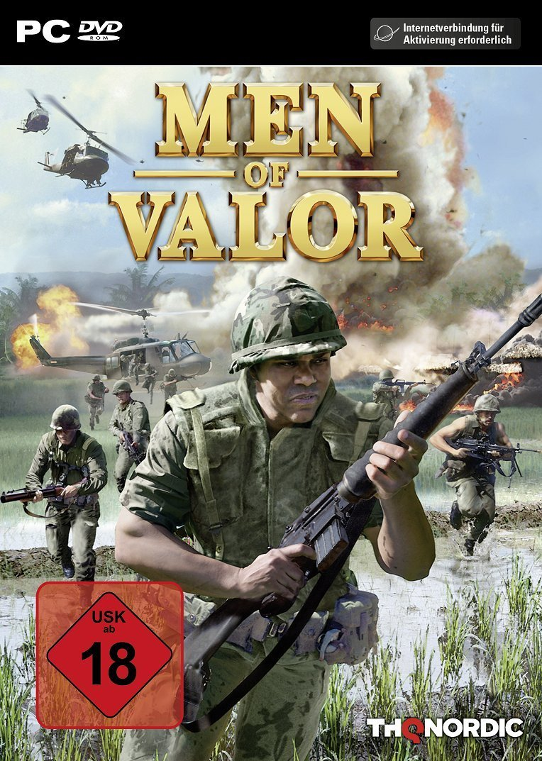 Official Men of Valor (PC)