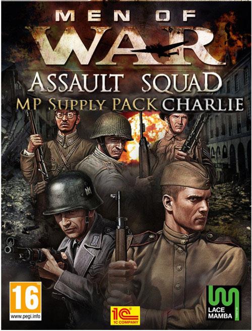 Official Men of War Assault Squad Charlie DLC (PC)