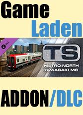 Official Metro-North Kawasaki M8 EMU (PC)
