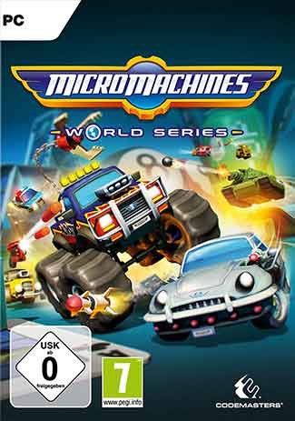 Official Micro Machines World Series (PC)
