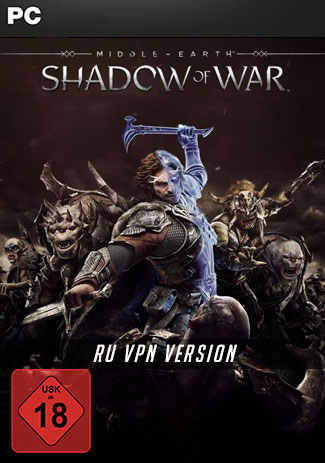 Official Middle earth Shadow of War (PC)