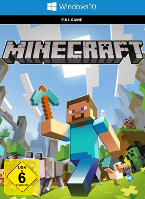 Official Minecraft - Windows 10 Edition (PC)