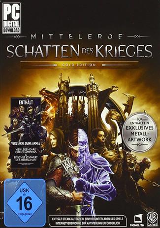 Official Mittelerde: Schatten des Krieges - Gold Edition (PC)