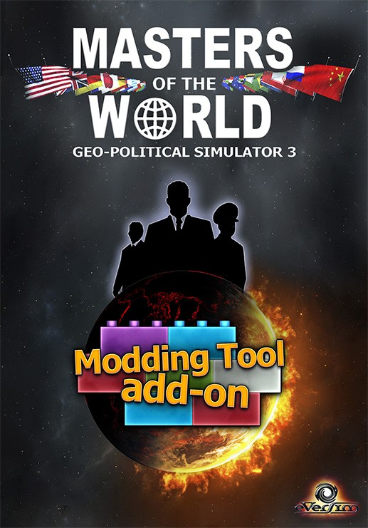 Official Modding Tool Addon - Masters of the World DLC (PC)