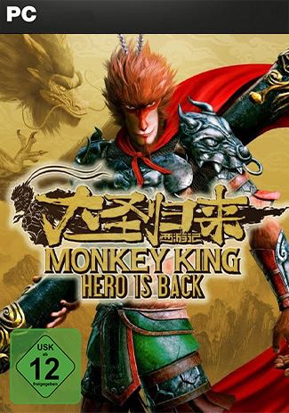 Official Monkey King: Hero Is Back (PC/EU)