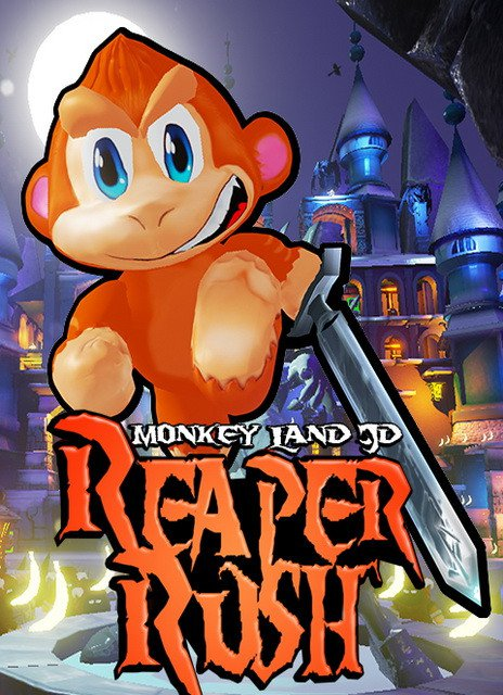 Official Monkey Land 3D: Reaper Rush (PC)