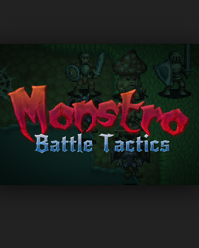 Official Monstro: Battle Tactics (PC)