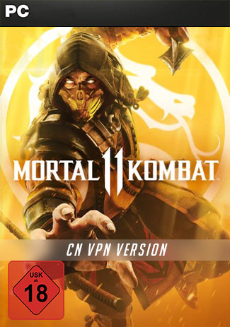 Official Mortal Kombat 11 CN Version (PC)