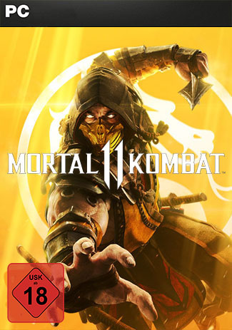 Official Mortal Kombat 11 (PC)