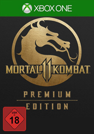 Official Mortal Kombat 11 Premium-Edition (Xbox One Download Code)