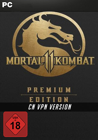 Official Mortal Kombat 11 Premium Edition CN Version (PC)