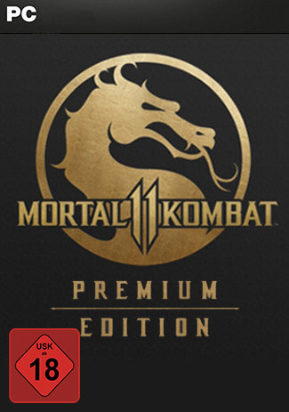 Official Mortal Kombat 11 Premium Edition (PC)