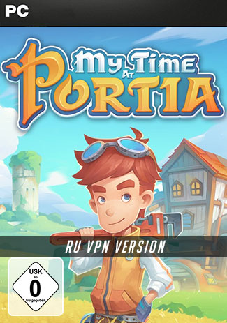 Official My Time At Portia RU Version (PC)