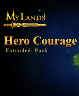 Official My Lands: Hero Courage - Extended DLC Pack (PC)