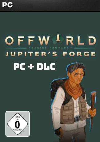 Official Offworld Trading Company + Jupiter's Forge Expansion Pack (PC)