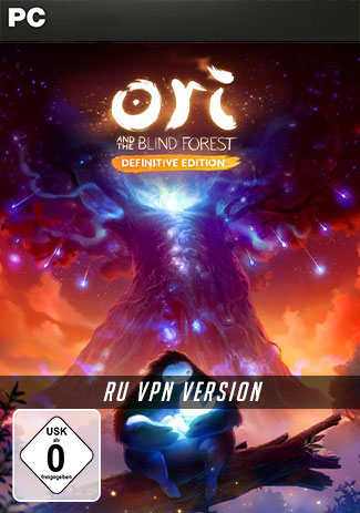Official Ori and the Blind Forest Definitive Edition RU Version (PC)