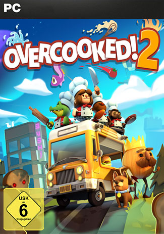 Official Overcooked 2 (PC)