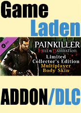 Official Painkiller Hell and Damnation Collector's Edition Upgrade (PC)