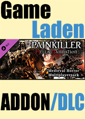 Official Painkiller Hell & Damnation: Medieval Horror (PC)