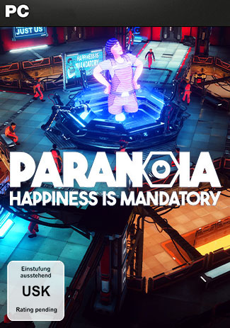 Official Paranoia: Happiness is Mandatory (PC/EU)