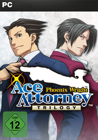 Official Phoenix Wright: Ace Attorney Trilogy (PC/EU)