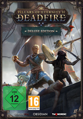 Official Pillars of Eternity II: Deadfire - Deluxe Edition (PC)