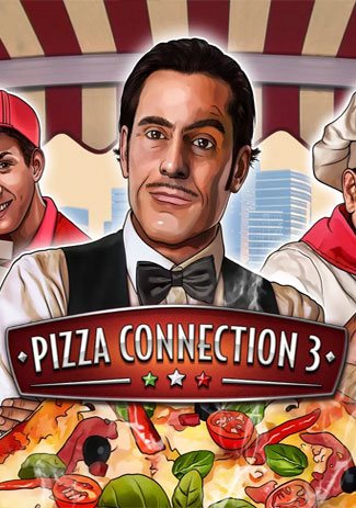 Official Pizza Connection 3 (PC/Mac)