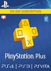 Official PlayStation Plus - 365 Tage (PS4/PS3/CH)