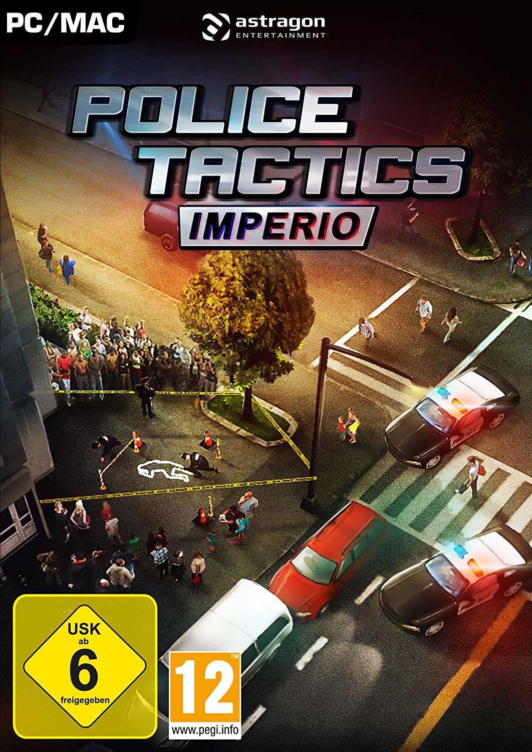 Official Police Tactics: Imperio (PC)