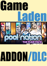 Official Pool Nation - Flair Pack (PC)