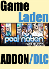 Official Pool Nation - Pack of Pipes (PC)