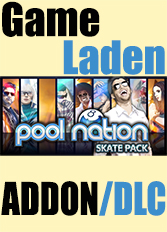 Official Pool Nation - Skate Pack (PC)