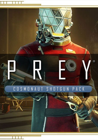 Official Prey - The Cosmonaut Shotgun Pack (Addon)