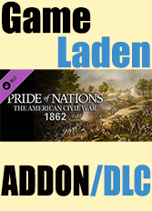 Official Pride Of Nations: American Civil War 1862 (PC)