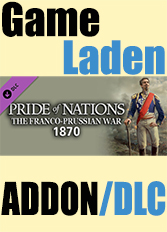 Official Pride of Nations: The Franco-Prussian War 1870 (PC)