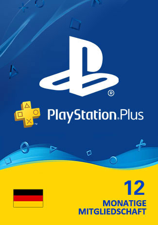 Official PlayStation Plus - 365 Tage (PS4/PS3/DE)
