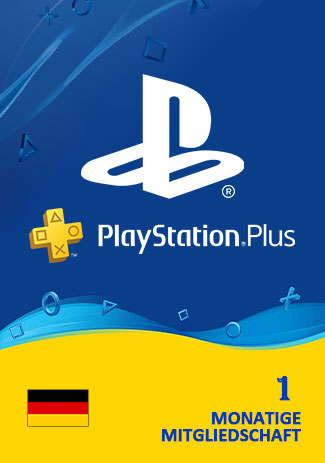PlayStation Plus - 30 Tage (PS4/PS3/DE)