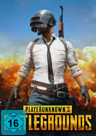 Official PLAYERUNKNOWNS BATTLEGROUNDS (PC/Steam Key)