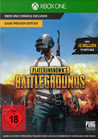 Official PLAYERUNKNOWNS BATTLEGROUNDS (Xbox One Download Code)