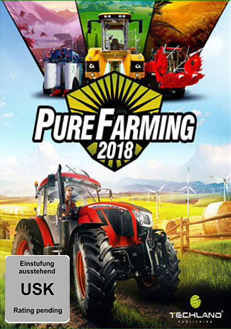 Official Pure Farming 2018 - Deluxe Edition (PC)