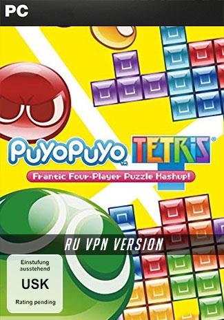 Official Puyo Puyo Tetris RU Version (PC)