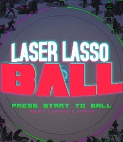 Official Laser Lasso BALL (PC)