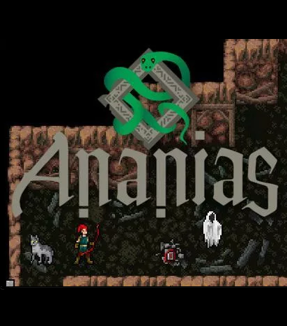 Official Ananias Roguelike (PC)