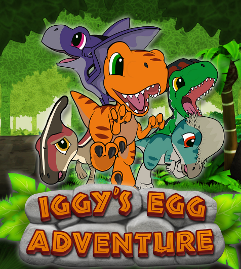 Official Iggy's Egg Adventure (PC)