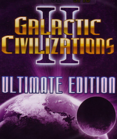 Official Galactic Civilizations II: Ultimate Edition (PC)
