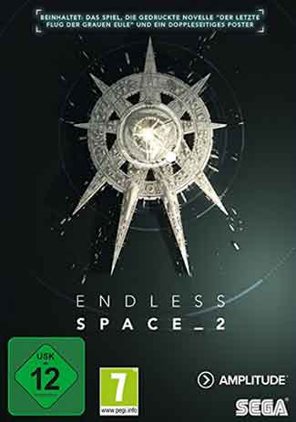Official Endless Space 2 - Digital Deluxe Edition - Early Access (PC)