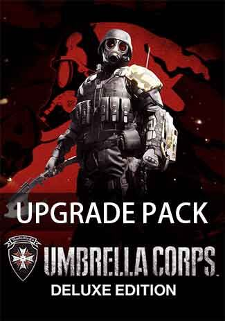Official Umbrella Corps - Deluxe Edition Upgrade Pack DLC (PC)