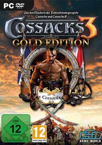 Official Cossacks 3 - Gold Edition (PC)