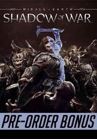 Official Mittelerde: Schatten des Krieges - PreOrder Bonus (PC)