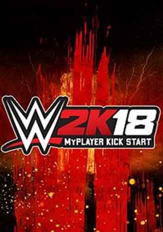 Official WWE 2K18 - MyPlayer Kick Start DLC (PC)